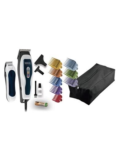 Wahl Wahl 1395 Color Pro Combo Kablolu Saç Kesme Makinesi + Mini Düzeltici 1395-0465 Renkli